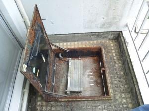 避難はしご