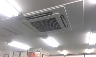 エアコン取付